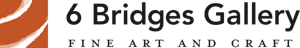 6 Bridges Gallery Logo